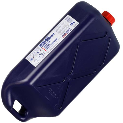 Ölwechsel-zubehör-set 10l Alt-öl-auffang-wanne Trichter Ölfilter-schlüssel Uvm. 7055