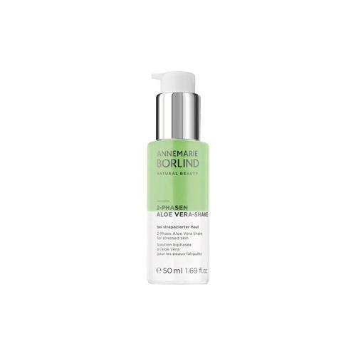 ANNEMARIE BÖRLIND Gesichtspflege SPEZIALPFLEGE 2-Phasen Aloe Vera-Shake 50 ml