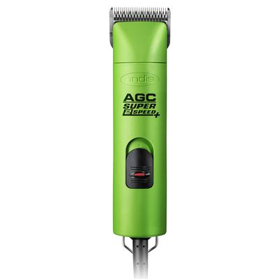Andis ProClip AGC Super 2-Speed Detachagle Blade Clipper, Green
