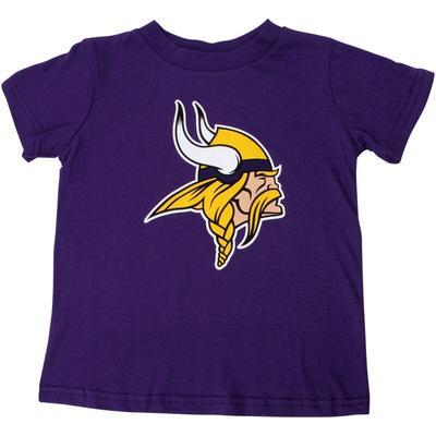 Minnesota Vikings Infant Team Logo T-Shirt - Purple