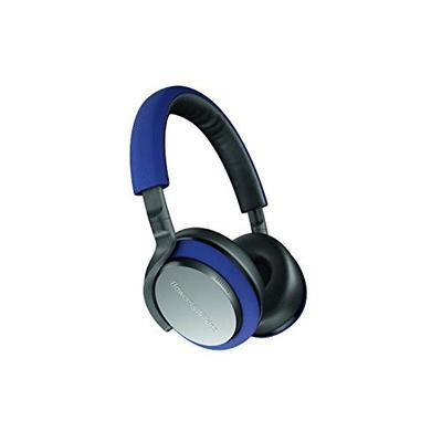 Bowers & Wilkins PX5 On Ear Noise Cancelling Wireless Headphones - Blue