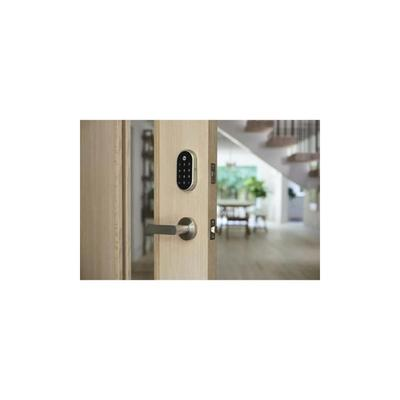 Nest x Yale Lock Satin Nickel Satin Nickel New Not included but needed