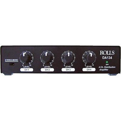 Rolls DA134 4-Channel Distribution Amplifier