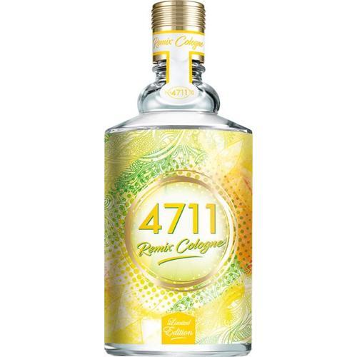 4711 Echt Kölnisch Wasser Remix Cologne Zitrone Eau de Cologne (EdC) 100 ml