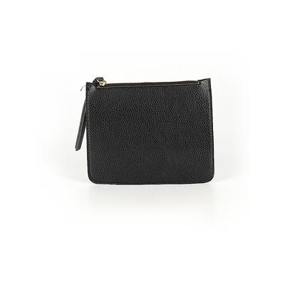 Wristlet: Black Solid Bags