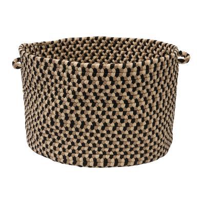 Burmingham Basket by Colonial Mills in Neutral (Size 14X14X10)