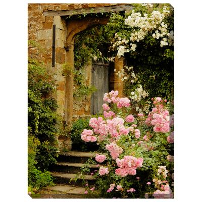All Weather All Season Outdoor Canvas Art by West Of The Wind in Multi