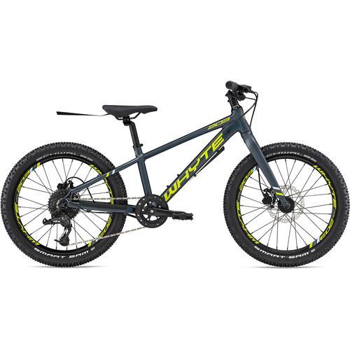 Whyte Bikes Mountainbike 203, 8 Gang, SRAM, X4 Schaltwerk, Kettenschaltung blau Hardtail Mountainbikes Fahrräder Zubehör