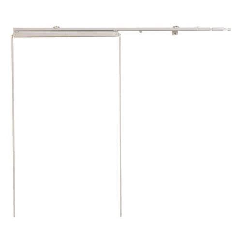 Schiene für Schiebevorhänge, einzeln bis 215 cm, OTTO Office