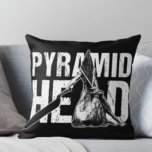 Pyramidenkopf Kissen