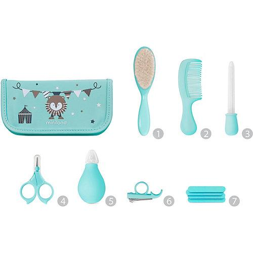 Pflegeset Baby Kit, blau