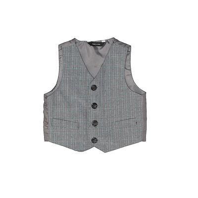 Tuxedo Vest: Gray Plaid Jackets ...