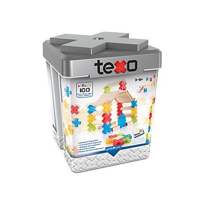 Guidecraft Texo 100-Piece Set,