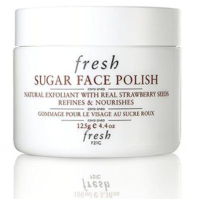 Fresh Sugar Face Polish Nourishing Mask w/Strawberries 4.4oz