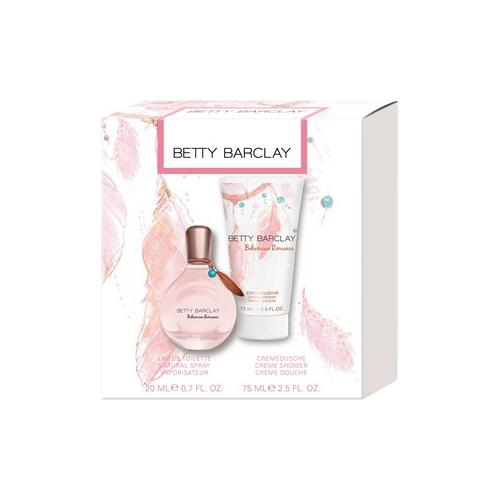 Betty Barclay Damendüfte Bohemian Romance Geschenkset Eau de Toilette Spray 20 ml + Shower Cream 75 ml 1 Stk.