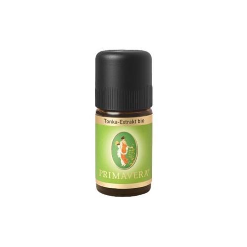Primavera Aroma Therapie Ätherische Öle bio Tonka-Extrakt Bio 5 ml