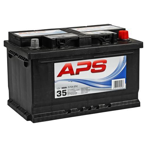 APS Autobatterie 12 V 68 Ah