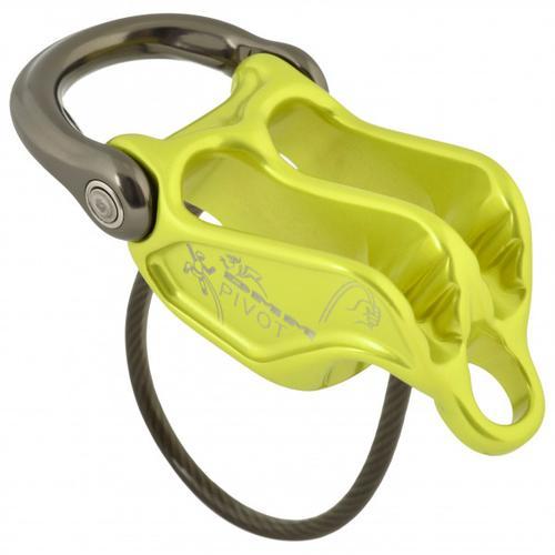 DMM - Pivot - Sicherungsgerät gelb