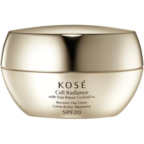 KOSÉ Cell Radiance Soja Repair Cocktail with Soja Recovery Day Cream LSF 20 40 ml Tagescreme