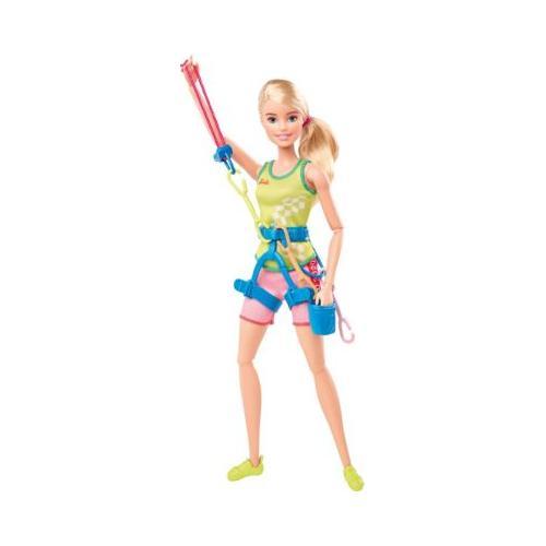 Barbie Sport Climber Puppe