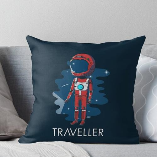 No Man's Sky Traveller Kissen