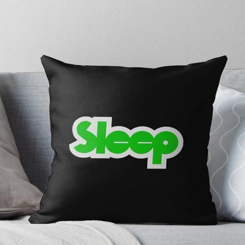 Schlafband-Logo Kissen