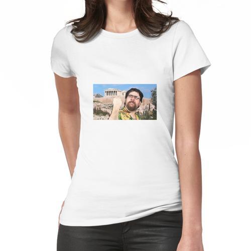 Altes Griechenland - Spieler Dachgeschoss Frauen T-Shirt