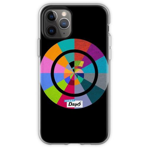 Für MyDays Flexible Hülle für iPhone 11 Pro