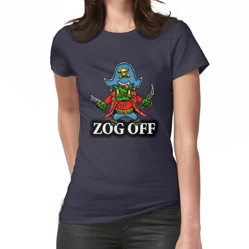 FREEBOOTA ORKS ZOG OFF Frauen T-Shirt