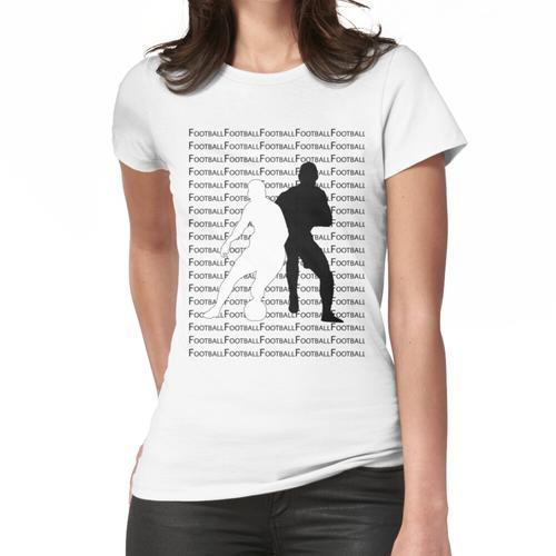 FUSSBALLTRIKOT Frauen T-Shirt