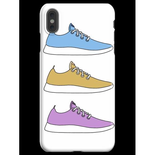 Allbirds Sneakers iPhone XS Max Handyhülle