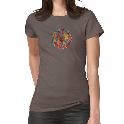 Drosophila Flügel Frauen T-Shirt