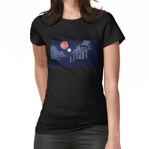 Masser und Secunda Frauen T-Shirt