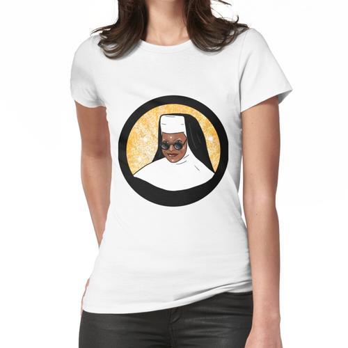 Goldene Schwester Frauen T-Shirt
