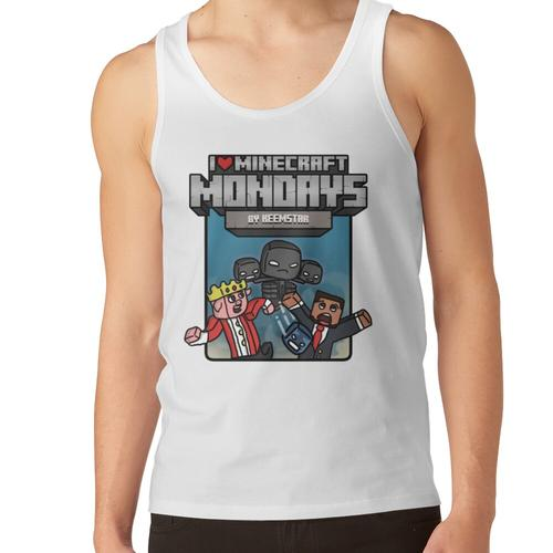 Minecraft Montags Wither Spawning Merch Unisex-Tanktop