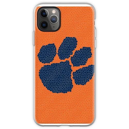 Tigerpfote Flexible Hülle für iPhone 11 Pro Max