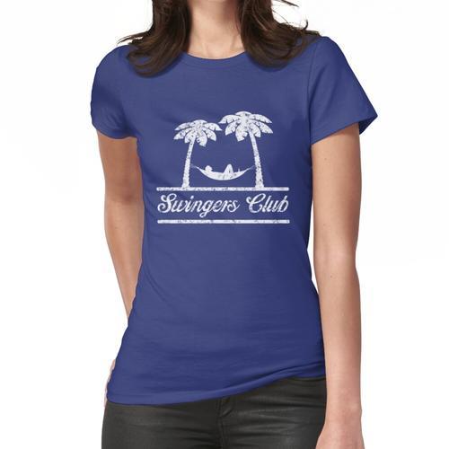 Swingerclub Frauen T-Shirt