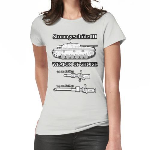 Sturmschutz III Frauen T-Shirt