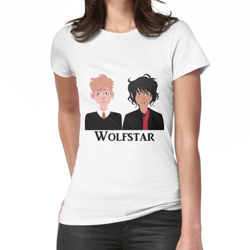 Wolfstern Frauen T-Shirt
