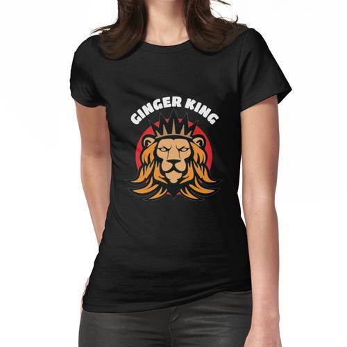 Hot Ginger King Hemd - Ginger Hair Tee - Mann Ginger Hair - Ginger Guy Hemd - Ginger Frauen T-Shirt