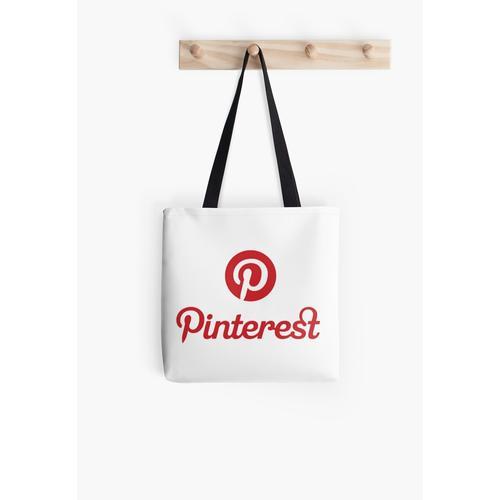 Pinterest-Logo Tasche