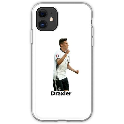 Julian Draxler Flexible Hülle für iPhone 11