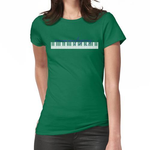 Lass uns über Fingersatz reden ... Frauen T-Shirt