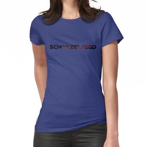 Schnitzel Frauen T-Shirt