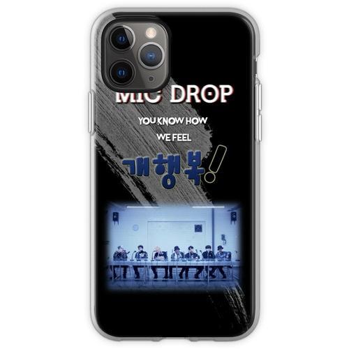 BTS Mic Drop iPhone Hülle, Notebook, Tablets, Karten Flexible Hülle für iPhone 11 Pro