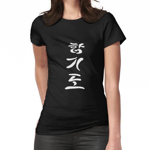 Hapkido Frauen T-Shirt