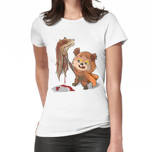 EWOKS gegen STARWARS Frauen T-Shirt