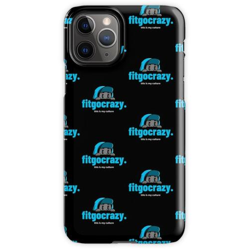 fitgocrazy - Modelinie - Kultur iPhone 11 Pro Handyhülle