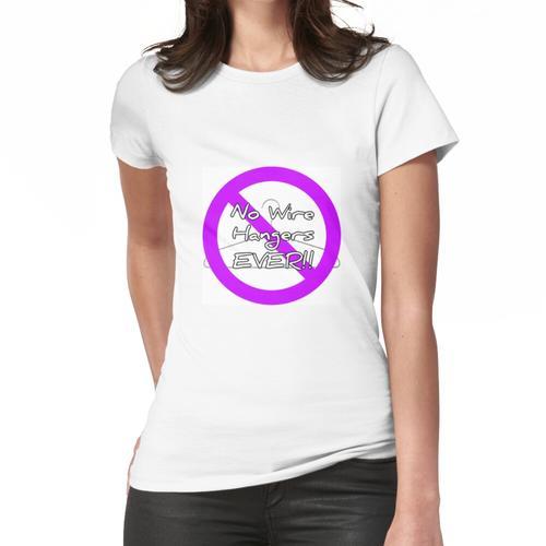 Keine Kabelbinder !! Frauen T-Shirt