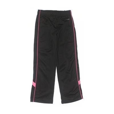 Active Pants - Elastic: Black Sp...